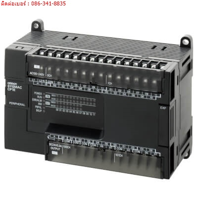 CP1E-E40SDR-A OMRON Automation and Safety