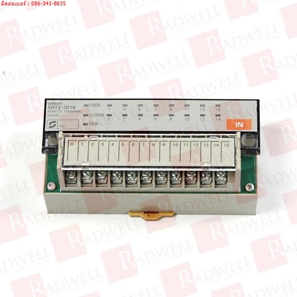 SRT2-ID16 OMRON Automation and Safety