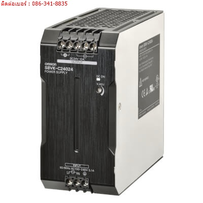 S8VK-C24024 OMRON Automation and Safety PLC