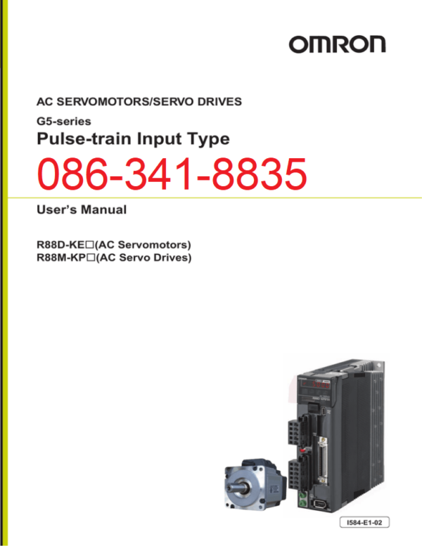 R88D-KP04H-Z OMRON Automation and Safety PLC